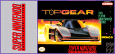SNES - Top Gear 1