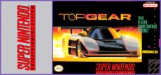 SNES - Top Gear 1