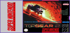 SNES - Top Gear 2