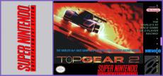 SNES - Top Gear 2
