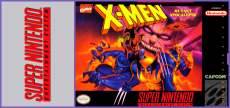 SNES - X-Men Mutant Apocalypse