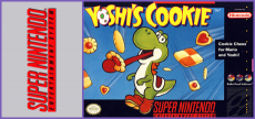 SNES - Yoshis Cookie