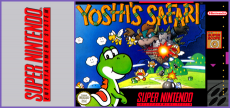 SNES - Yoshis Safari