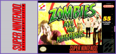 SNES - Zombies At My Neighbors