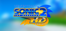 Sonic 2 HD Project 03 HD blurred