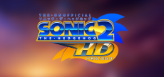 Sonic 2 HD Project 06 HD blurred