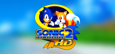 Sonic 2 HD Project 10 HD blurred