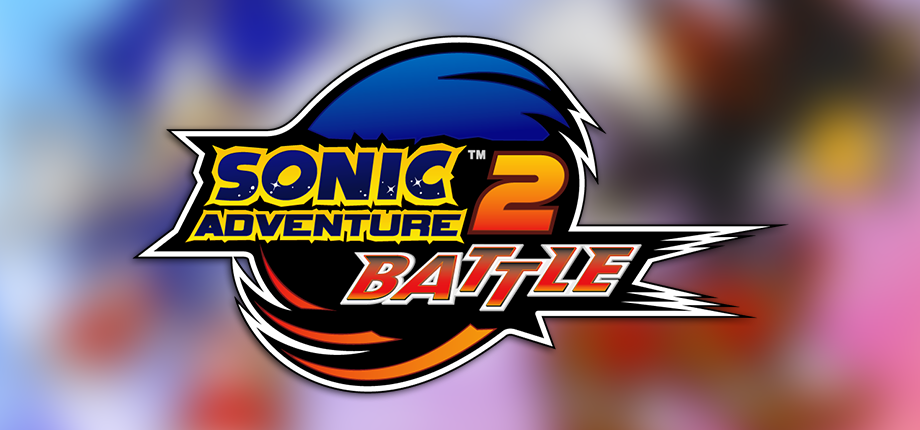 Sonic Adventure 2 Battle 05 HD blurred