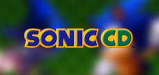 Sonic CD 03 HD blurred