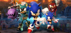 Sonic Forces 05 HD textless