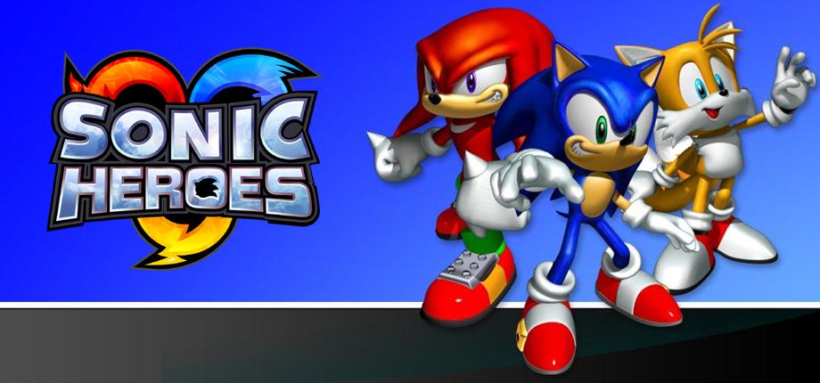 Sonic Heroes 1 06 HD