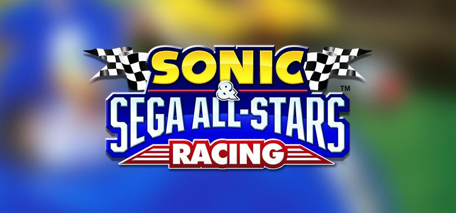 Sonic Racing 03 HD blurred