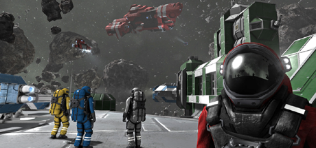 Space Engineers 02 textless