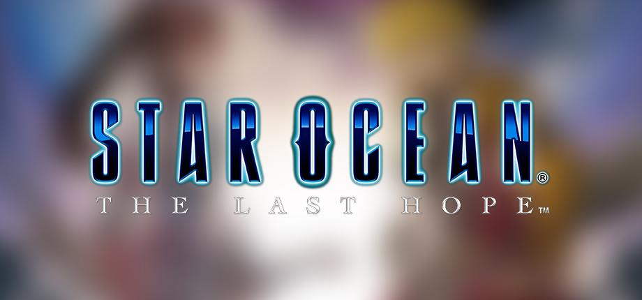 Star Ocean The Last Hope 13 HD blurred
