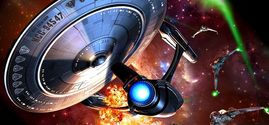 Star Trek Online 32 HD textless