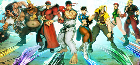 Street Fighter V 19 textless