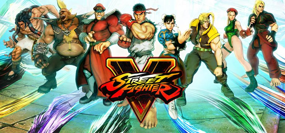 Street Fighter V 28 HD
