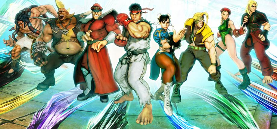 Street Fighter V 29 HD textless