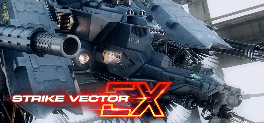 Strike Vector EX 01 HD