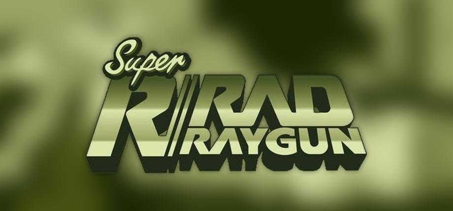 Super Rad Raygun 03 HD blurred