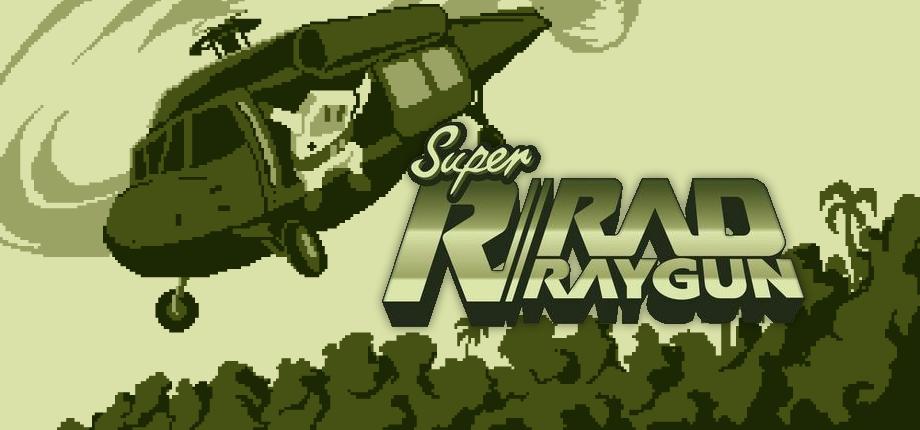 Super Rad Raygun 04 HD