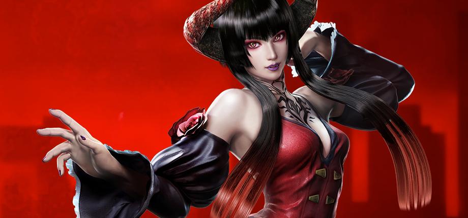 Tekken 7 12 HD textless