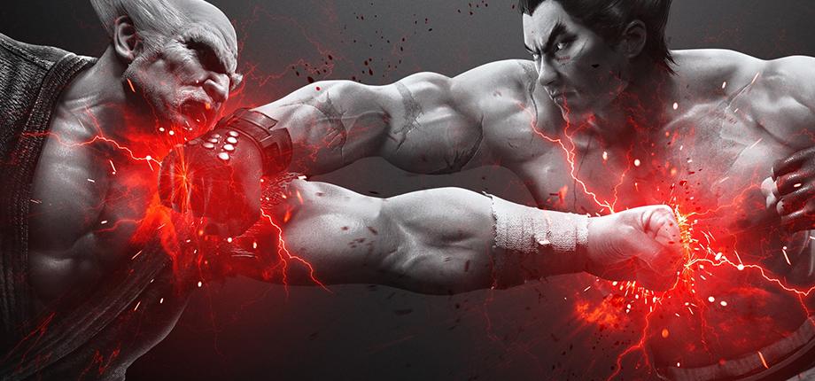 Tekken 7 18 HD