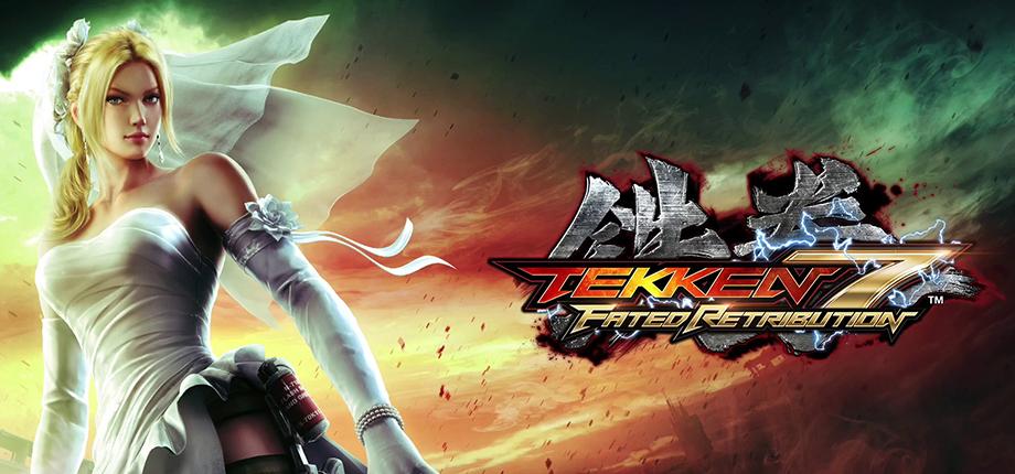 Tekken 7 20 HD Fated Retribution