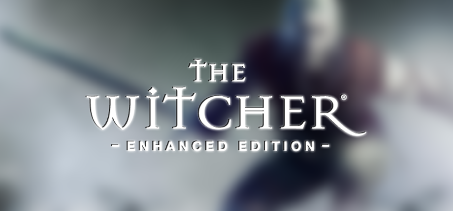 Witcher 1 13 HD blurred