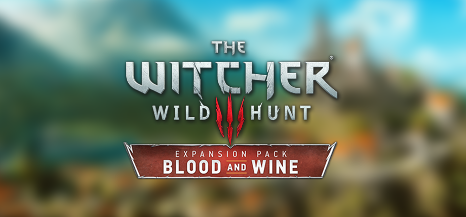 Witcher 3 Blood and Wine 06 HD blurred