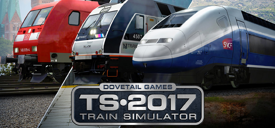 Train Simulator 2017 05 HD