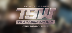 Train Sim World CSXHH 03 HD blurred