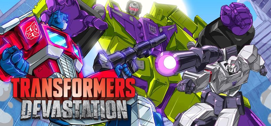 Transformers Devastation 04 HD