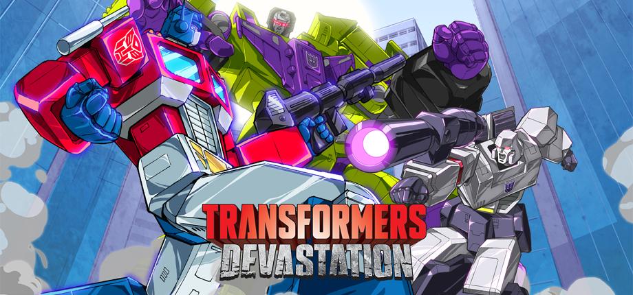 Transformers Devastation 05 HD