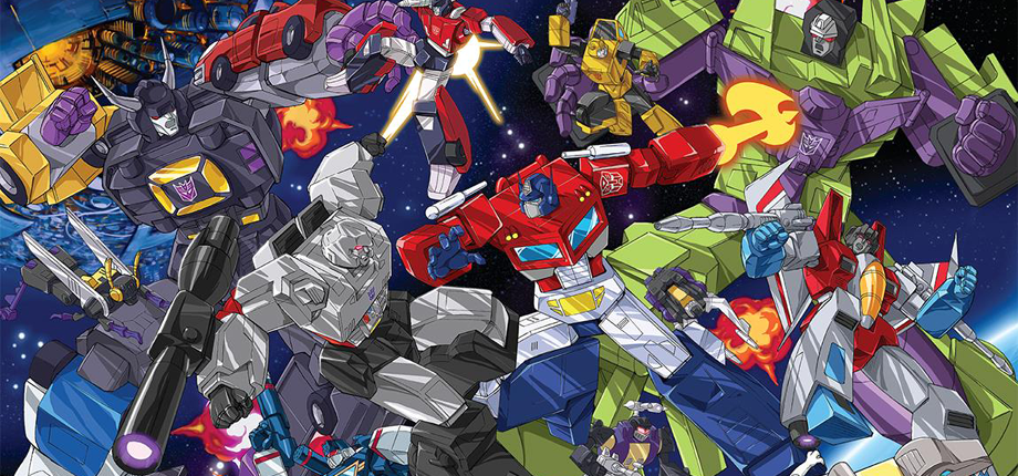 Transformers Devastation 08 HD textless