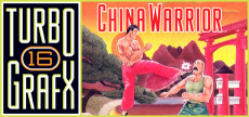 TG16 - China Warrior