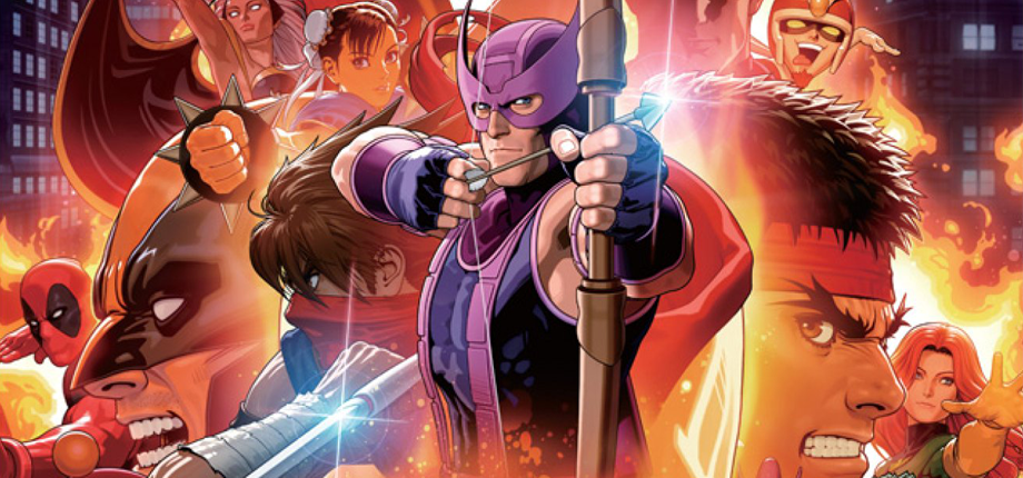 Ultimate MvC 3 02 HD textless