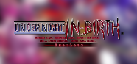 Under Night In-Birth Exe Late 03 blurred