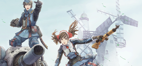 Valkyria Chronicles 03a