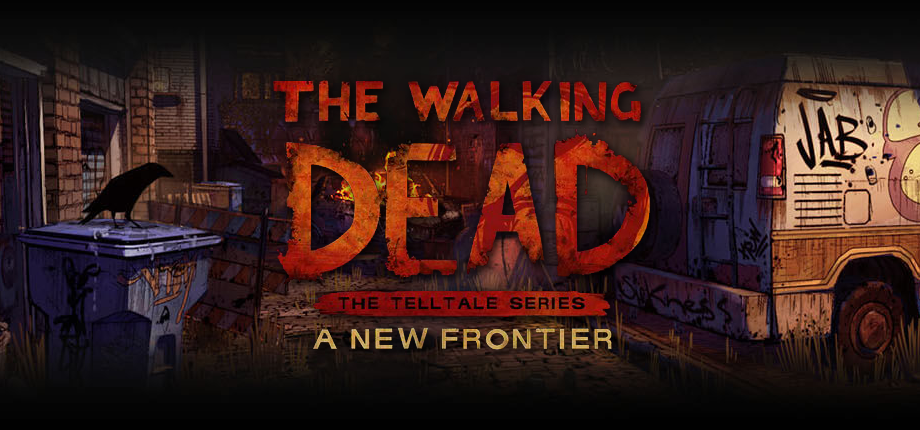 The Walking Dead New Frontier 08 HD