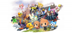 World of Final Fantasy 02 HD textless