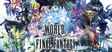 World of Final Fantasy 05 HD