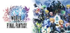 World of Final Fantasy 07 HD