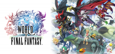 World of Final Fantasy 09 HD