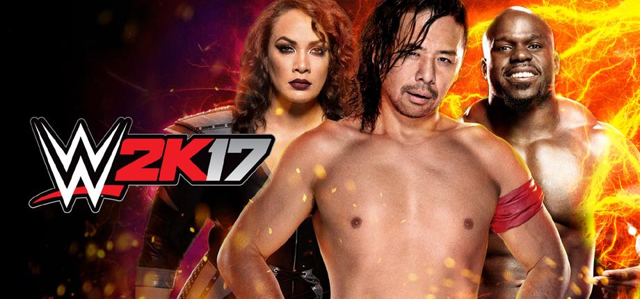 WWE 2K17 07 HD