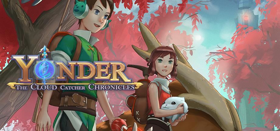 Yonder 10 HD