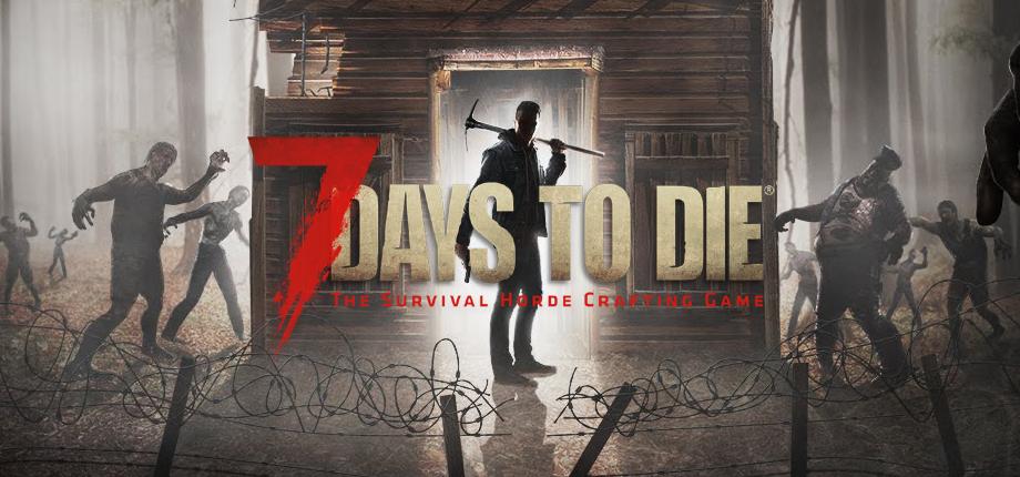 7 Days To Die Jinxs Steam Grid View Images