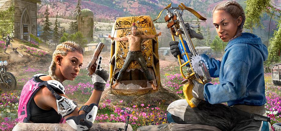 Far Cry New Dawn Jinx S Steam Grid View Images