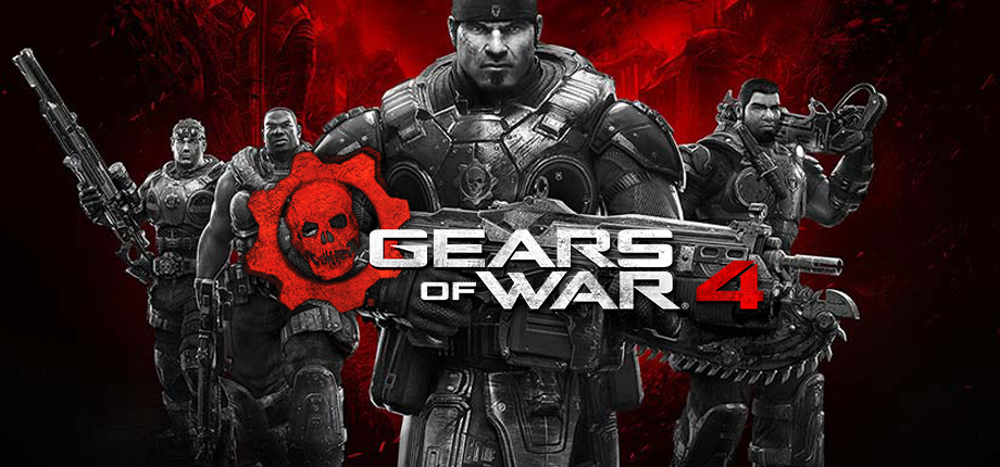Gears of War 4 – Jinx's Steam Grid View Images